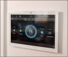 whole home automation controls