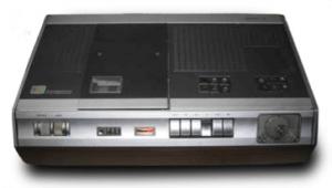 1990s VCR