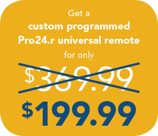 programmed remote control pricing