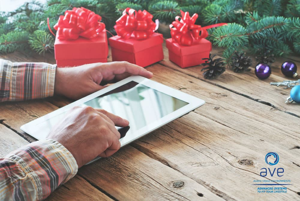 AVE gift guide for the holidays tech savvy